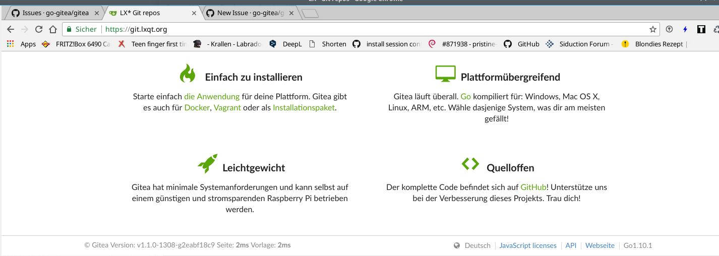 LANDING_PAGE setting ignored · Issue #4079 · go-gitea/gitea · GitHub