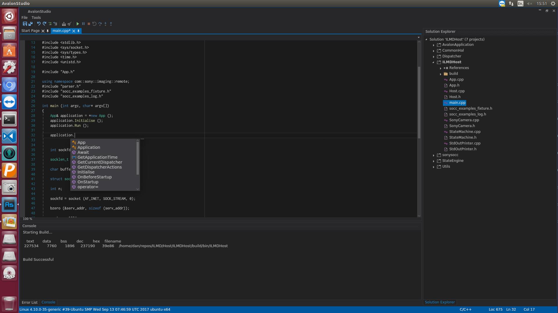 GitHub - VitalElement/AvalonStudio: Cross platform IDE and Shell