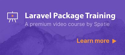 Laravel Package training