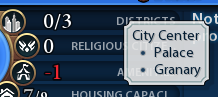 Religions tooltip