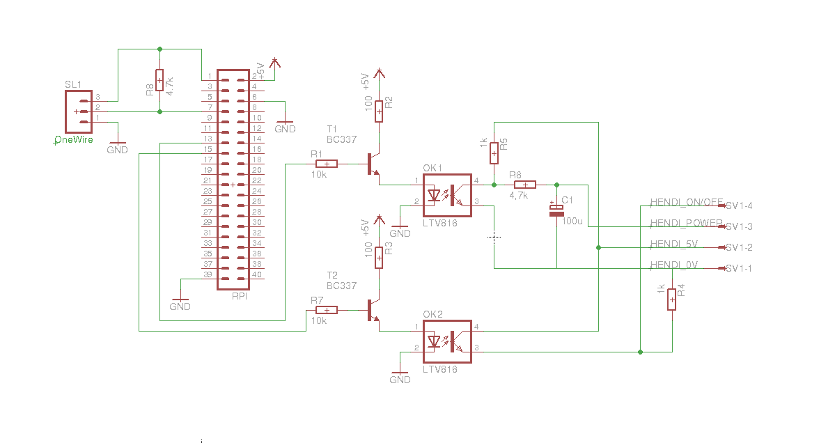 Apuro Induction Cooker Control Circuitry For Craftbeerpi