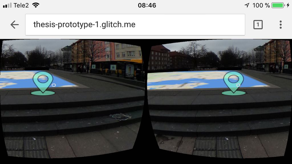 iPhone browsers don't go fullscreen when entering VR-mode