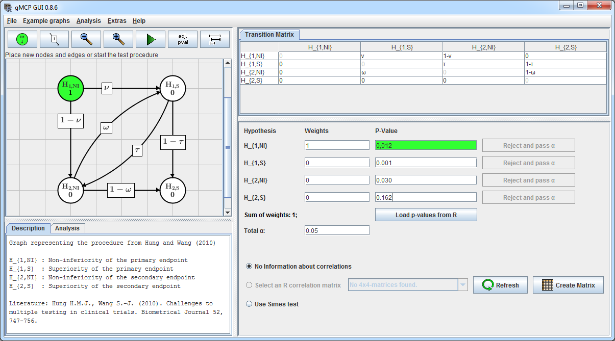 GUI screenshot