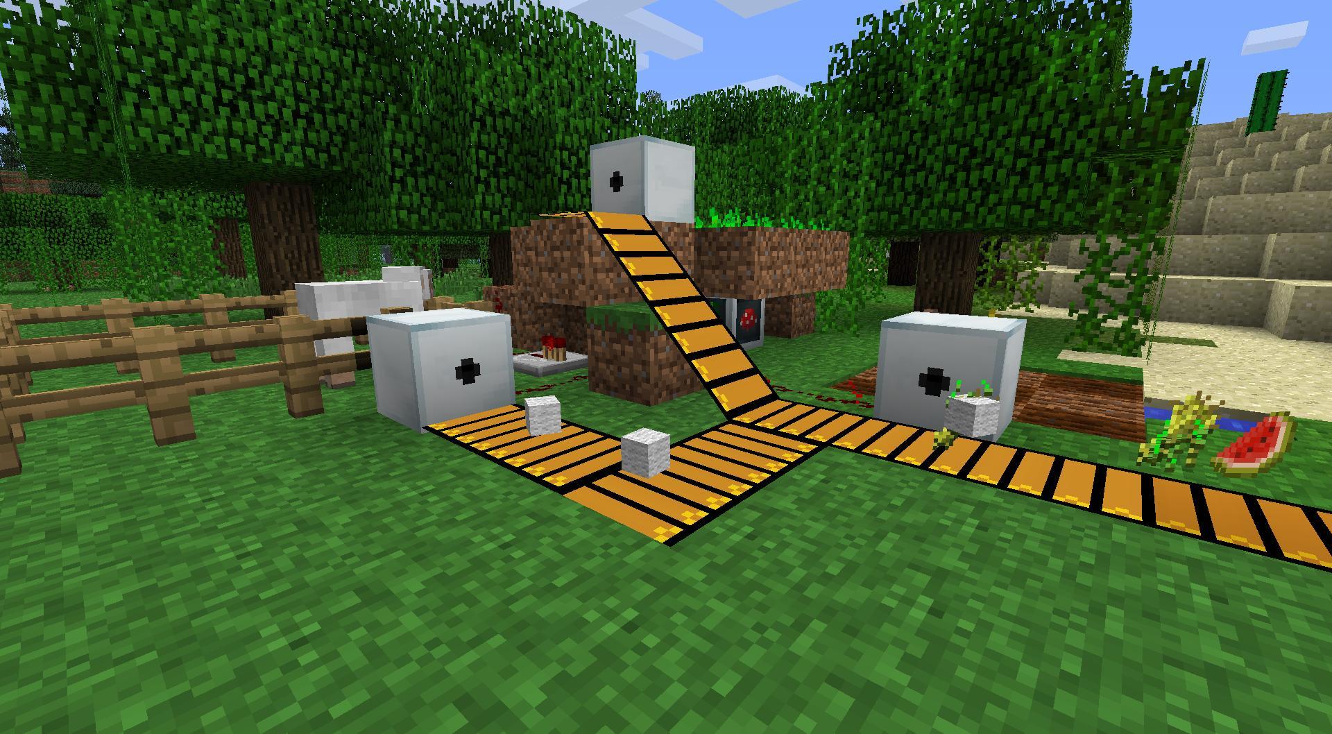 Моды для minecraft 1.2.3