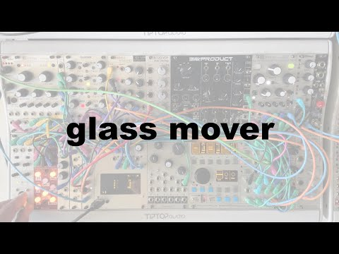 glass mover on youtube