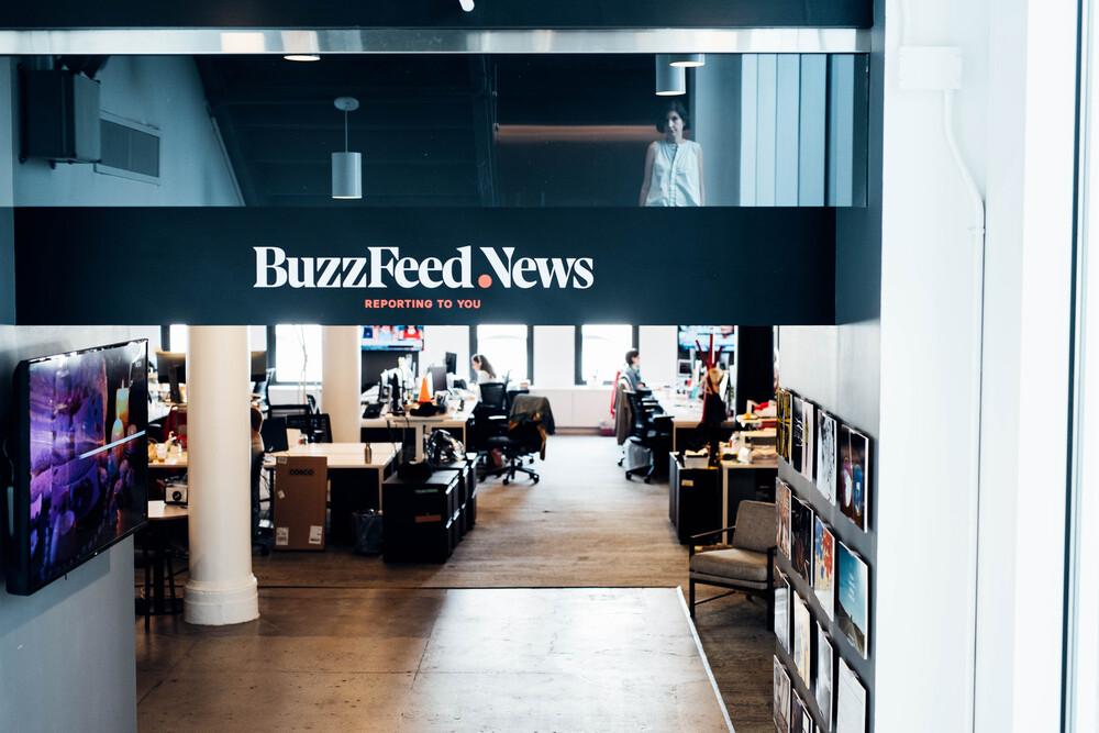 BuzzFeed: Buzzfeed News
