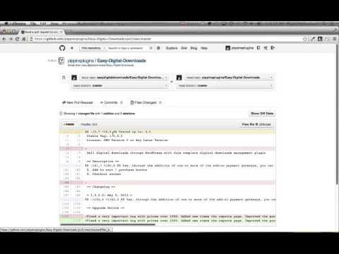 Submiting Your First Pull Request on GitHub
