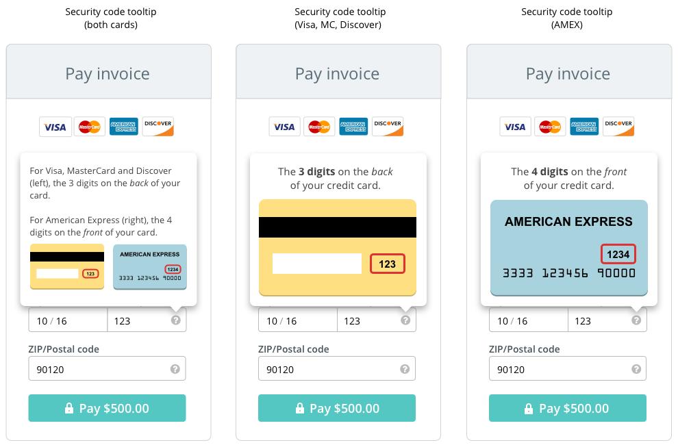 Carte Bancaire Zip.Cvc Code Location Issue 24 Braintree Credit Card Type