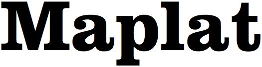 Maplat Logo