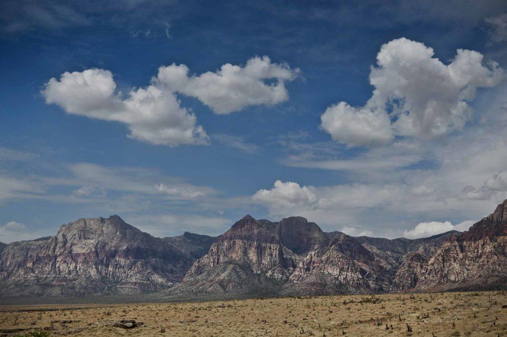 image of the Nevada desert