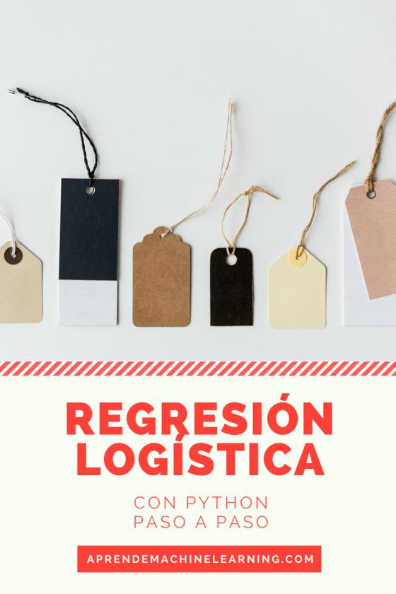 Ejercicio de Regresión Logistica