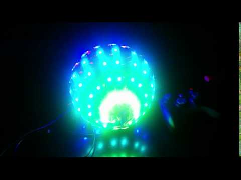 Orb Lamp Video