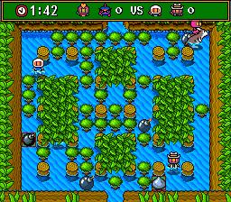 Bomberman game