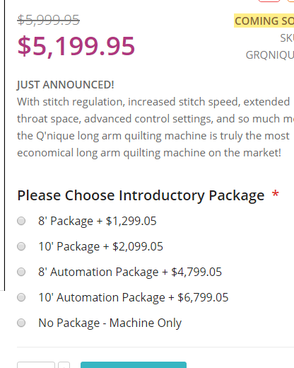 Custom option price added in Up-sell product also · Issue #7434