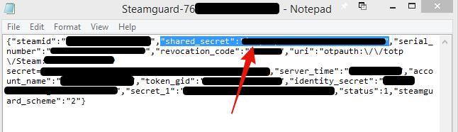 [翻译]使用steam APP获取你的steam 'shared_secret_key'-7gugu's Blog