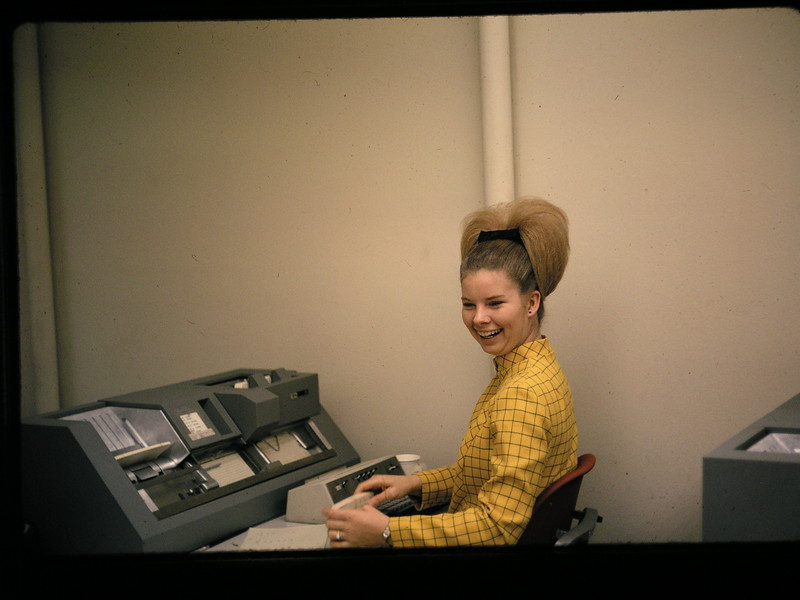 perforatrice IBM