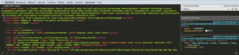 Base16: Chrome Developer Tools