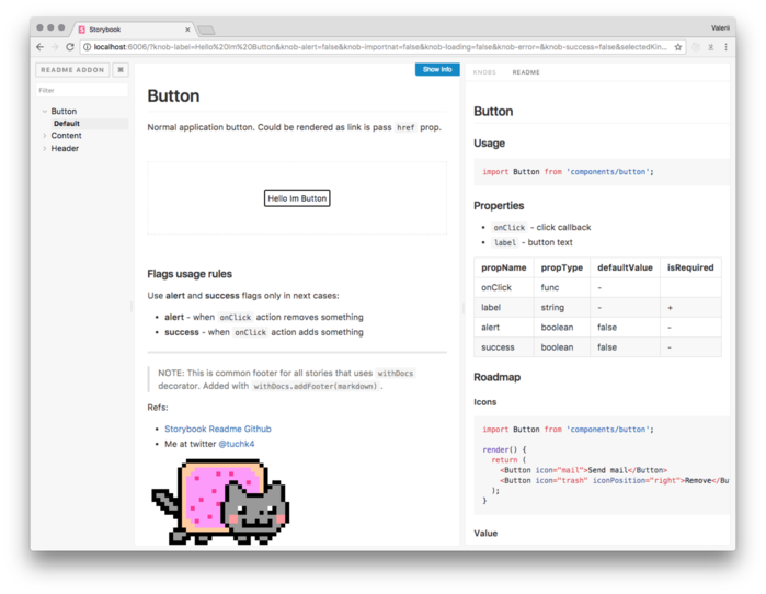 how to create a readme file for github