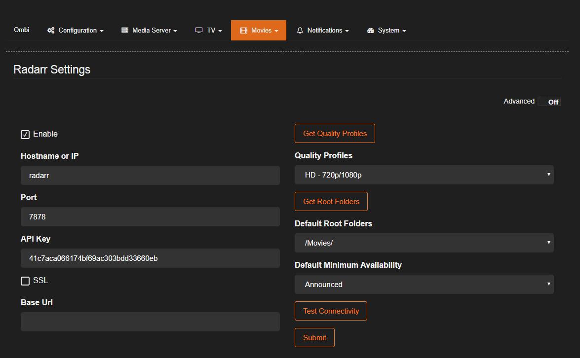 Install: Ombi · Cloudbox/Cloudbox Wiki · GitHub