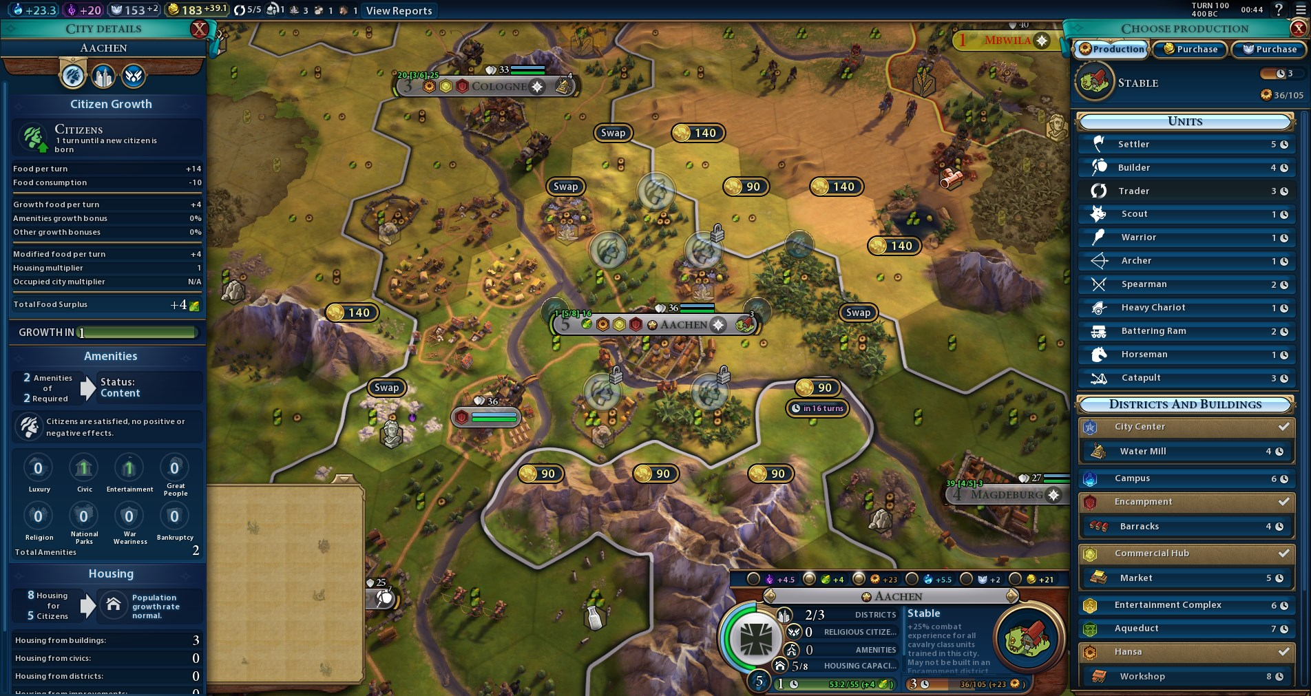 Civilization Custom Maps on