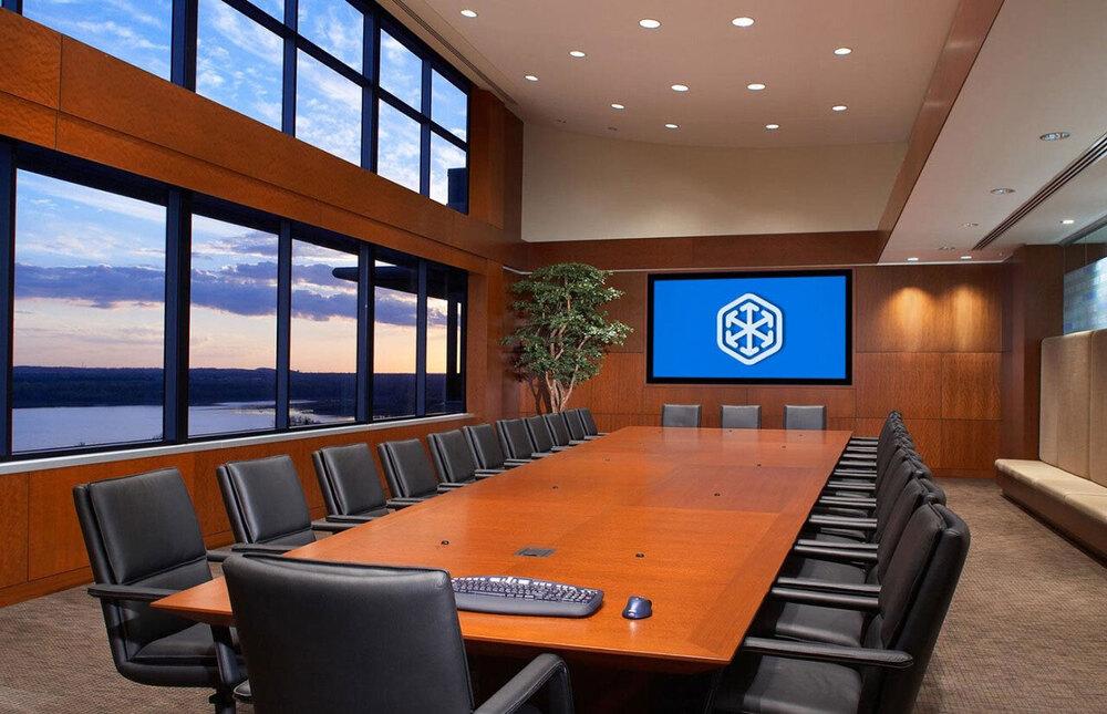 C.H. Robinson meeting room