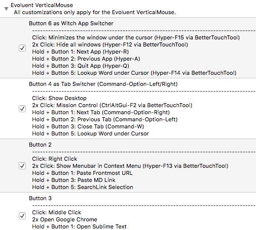 Mouse buttons keycodes? · Issue #261 · tekezo/Karabiner-Elements