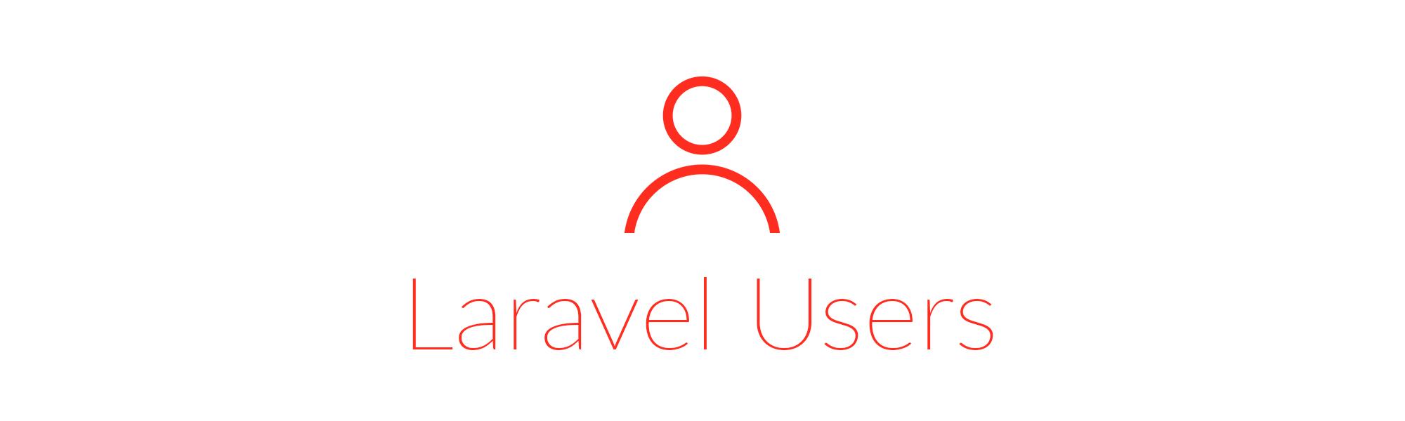Laravel Users