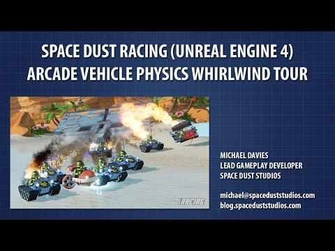 Space Dust Racing Video