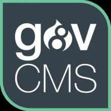 govCMS8 logo