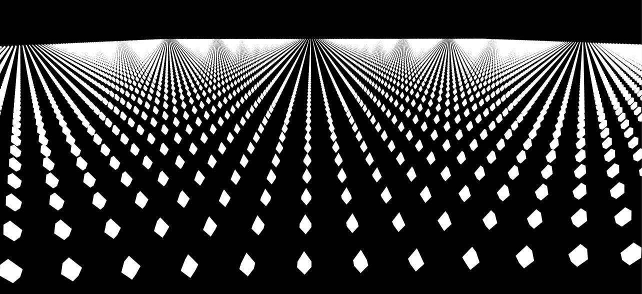 Instanced Prisms