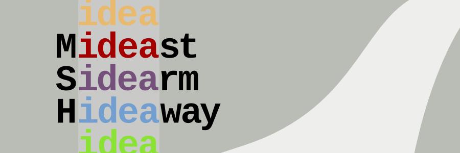 Mideast Sidearm Hideaway