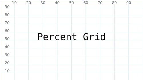deck's percent grid
