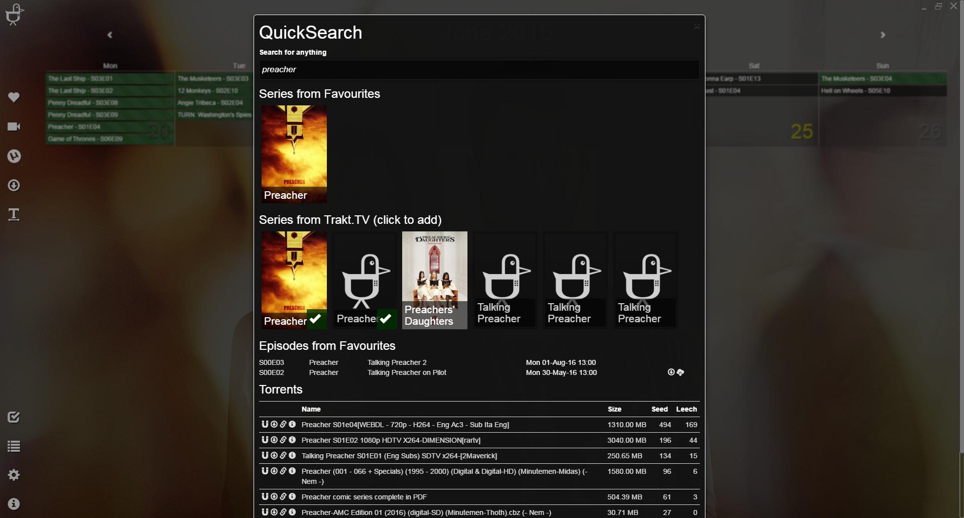 GitHub - DuckieTV/Nightlies: Nightly builds for DuckieTV
