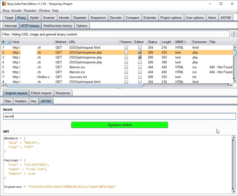 Screenshot - Decode View