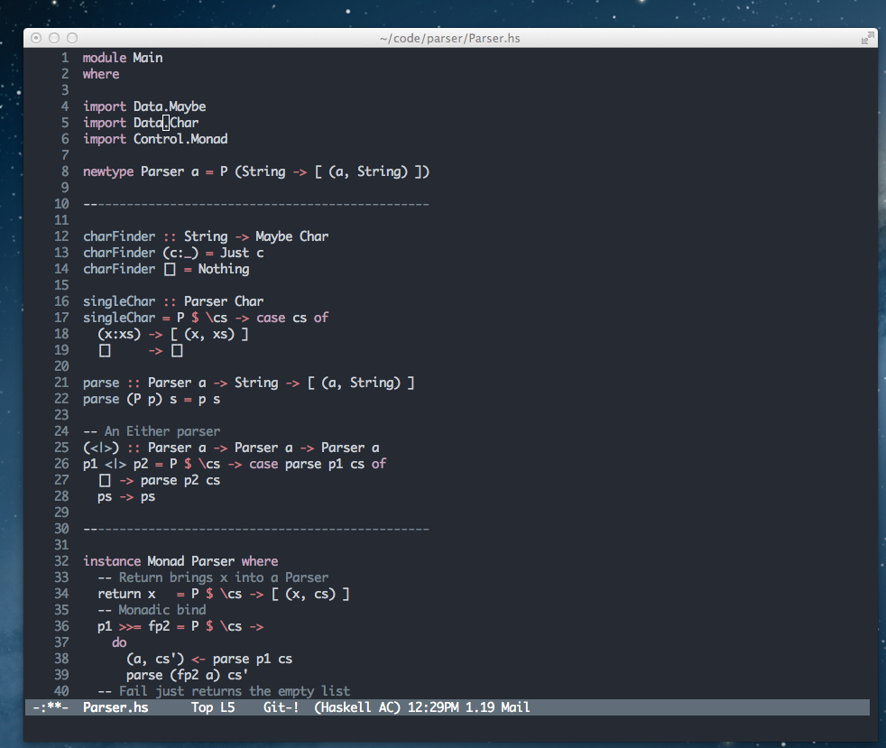 GitHub - owainlewis/emacs-color-themes: A collection of custom