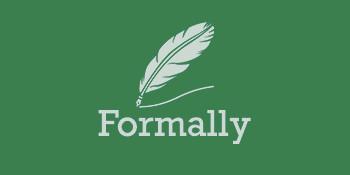 Formally Logo