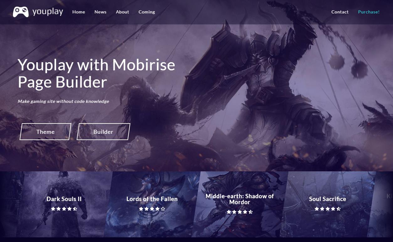 Github Mobirisemobirise Free Website Builder For Bootstrap 4 Amp
