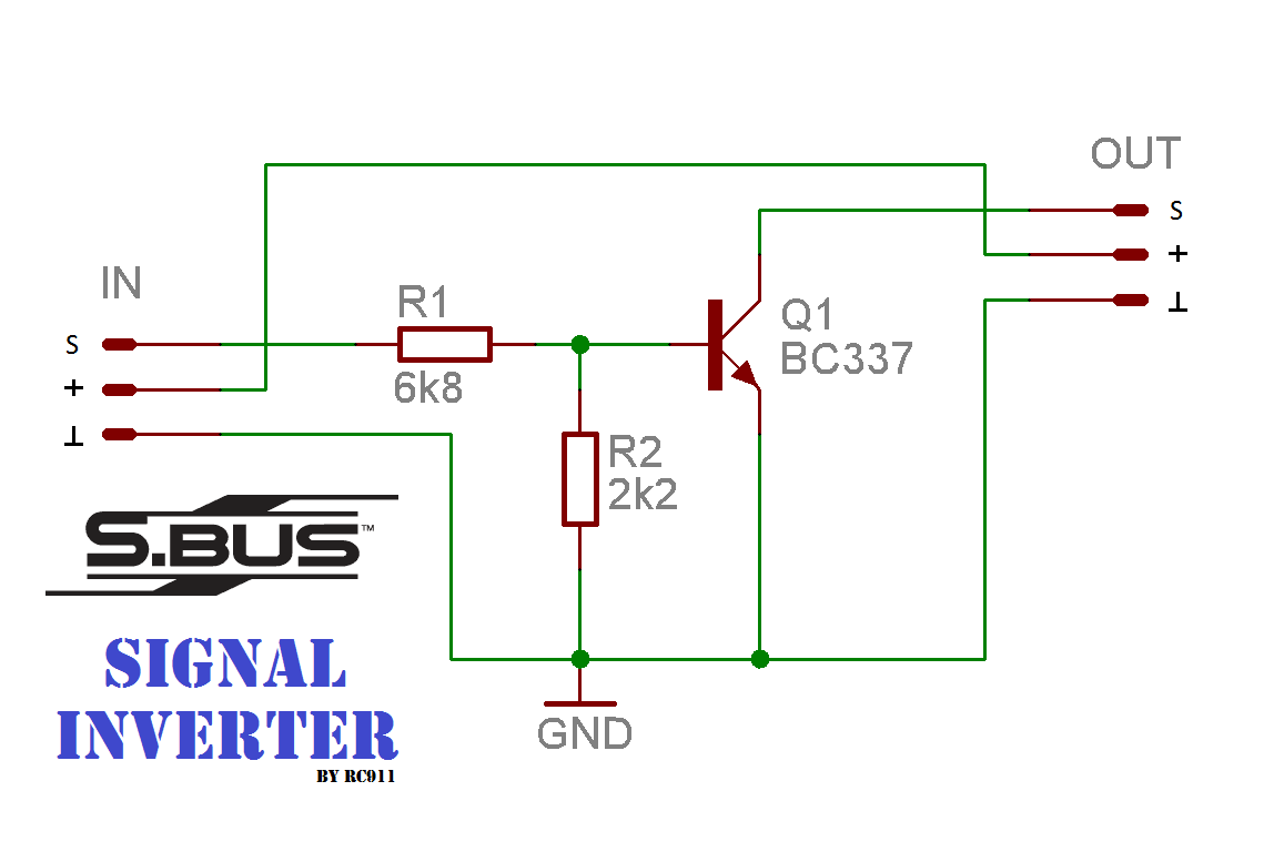 kk2 0 v1 6 sbus receiver firmware by rc911 · lazyzero s bus connection