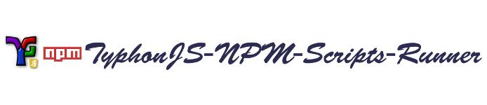 typhonjs-npm-scripts-runner
