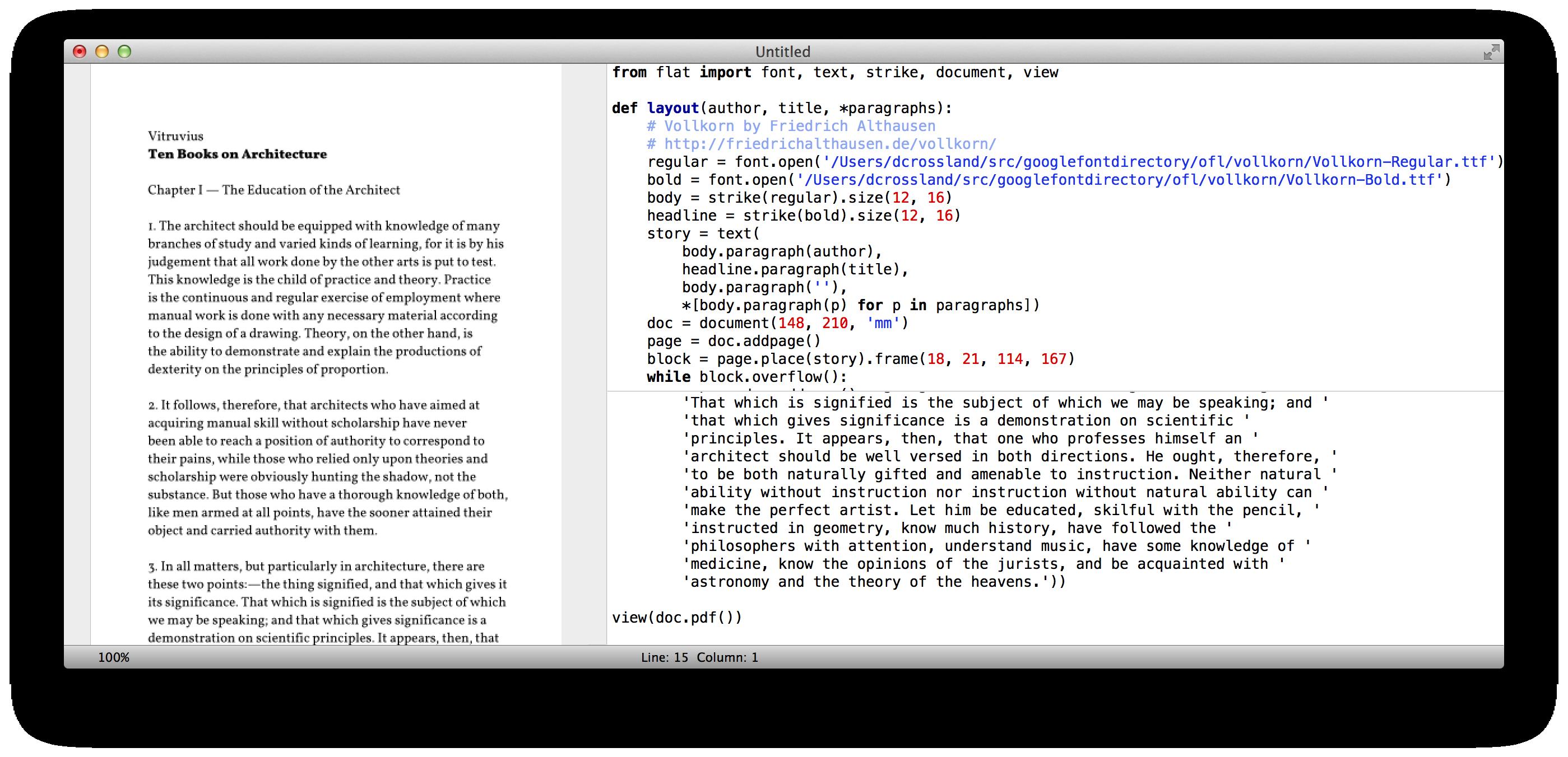 Make Even ship on Mac · Issue #1144 · fontforge/fontforge · GitHub