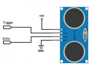 Ultrasonic-AR-parrot-Drone/HC-SR04 Ultrasonic Sensor at master