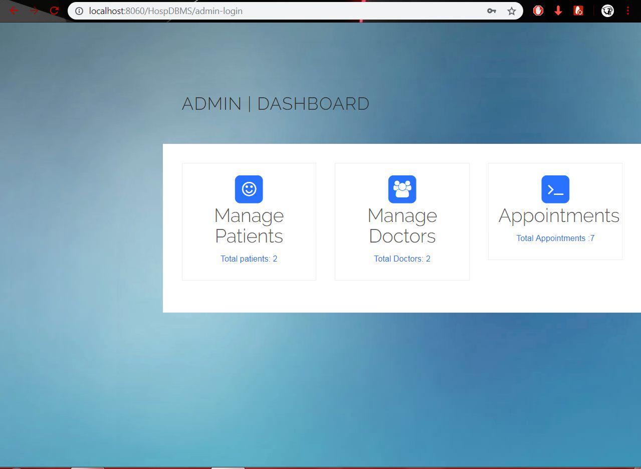 GitHub - Anush-DP/Hospital-Management-System: Hospital
