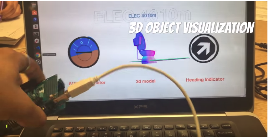 GitHub - ghoshanjega/Arduino-IMU-Visualization: Arduino