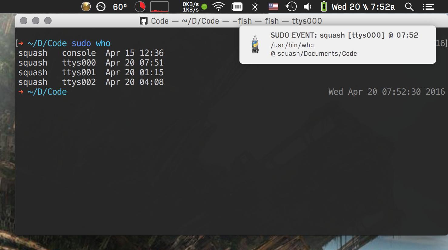 GitHub - pirate/security-growler: A Mac menubar app that