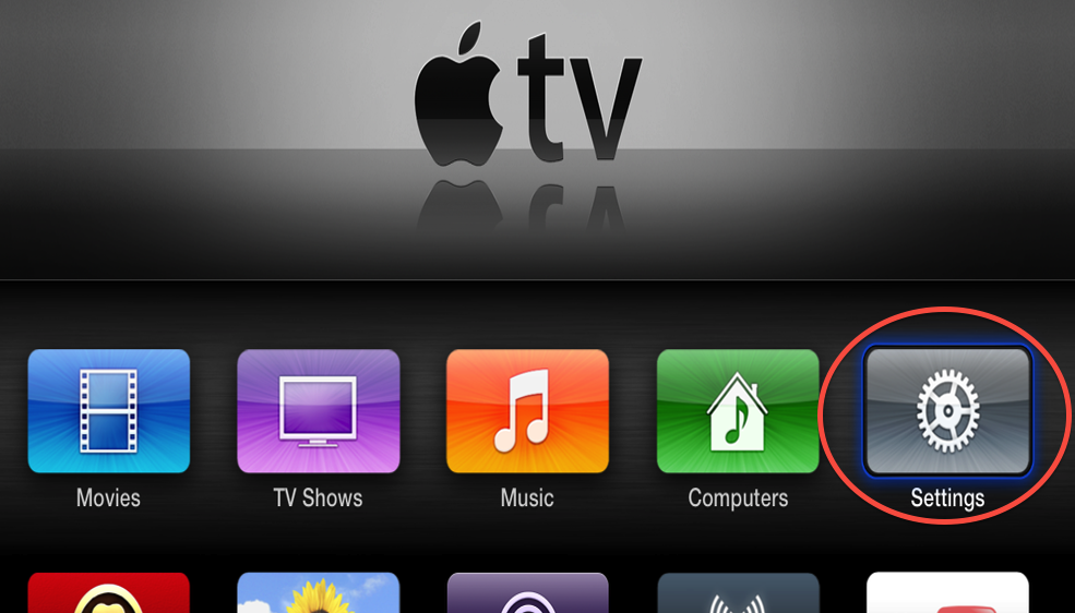 Does the Apple TV require a wifi connection for airplay?