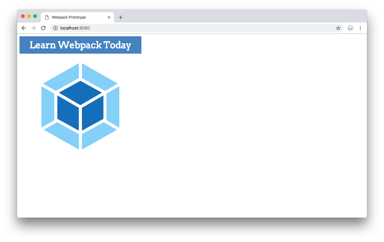 Learn webpack today