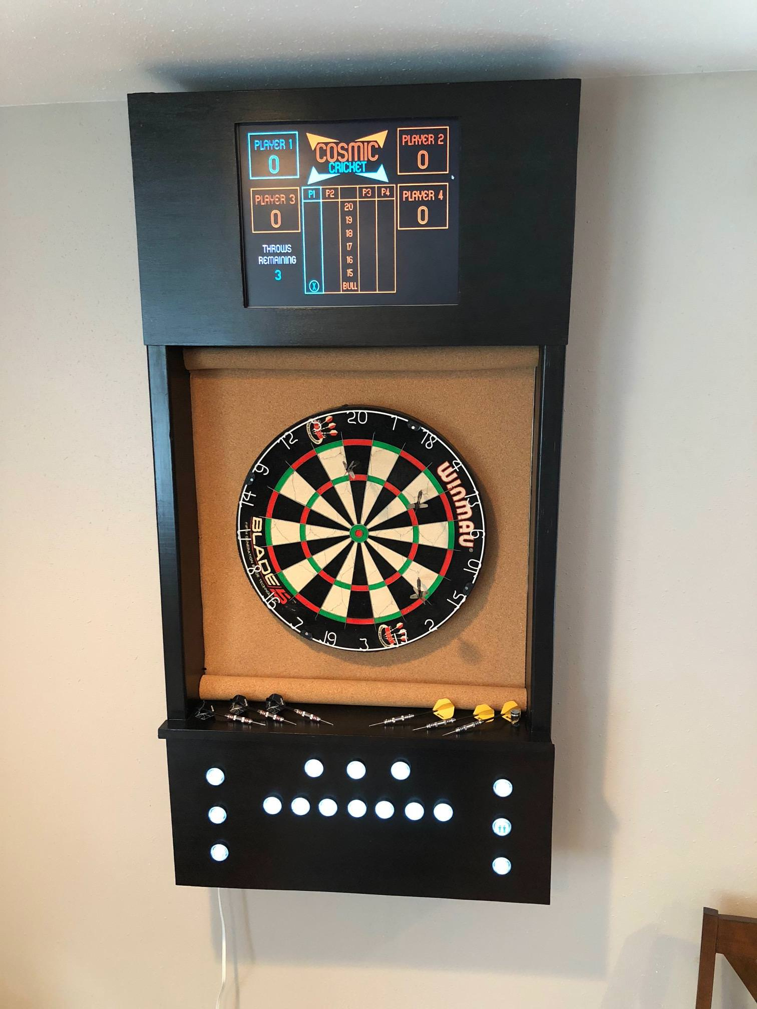 Github Ryan 7 Cosmic Cricket Darts Software For The Popular Darts