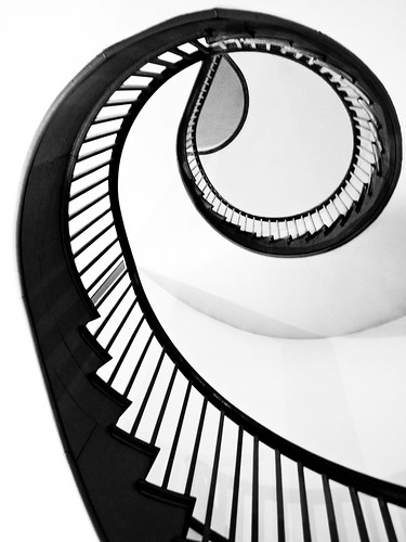 spiral (1839), Shaker Village, Pleasant Hill, Kentucky (c) 2007 Steve Minor, some rights reserved