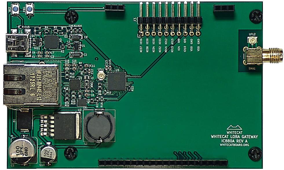 Firmware Whitecat ESP32 LORA GW With OTA · whitecatboard/Lua