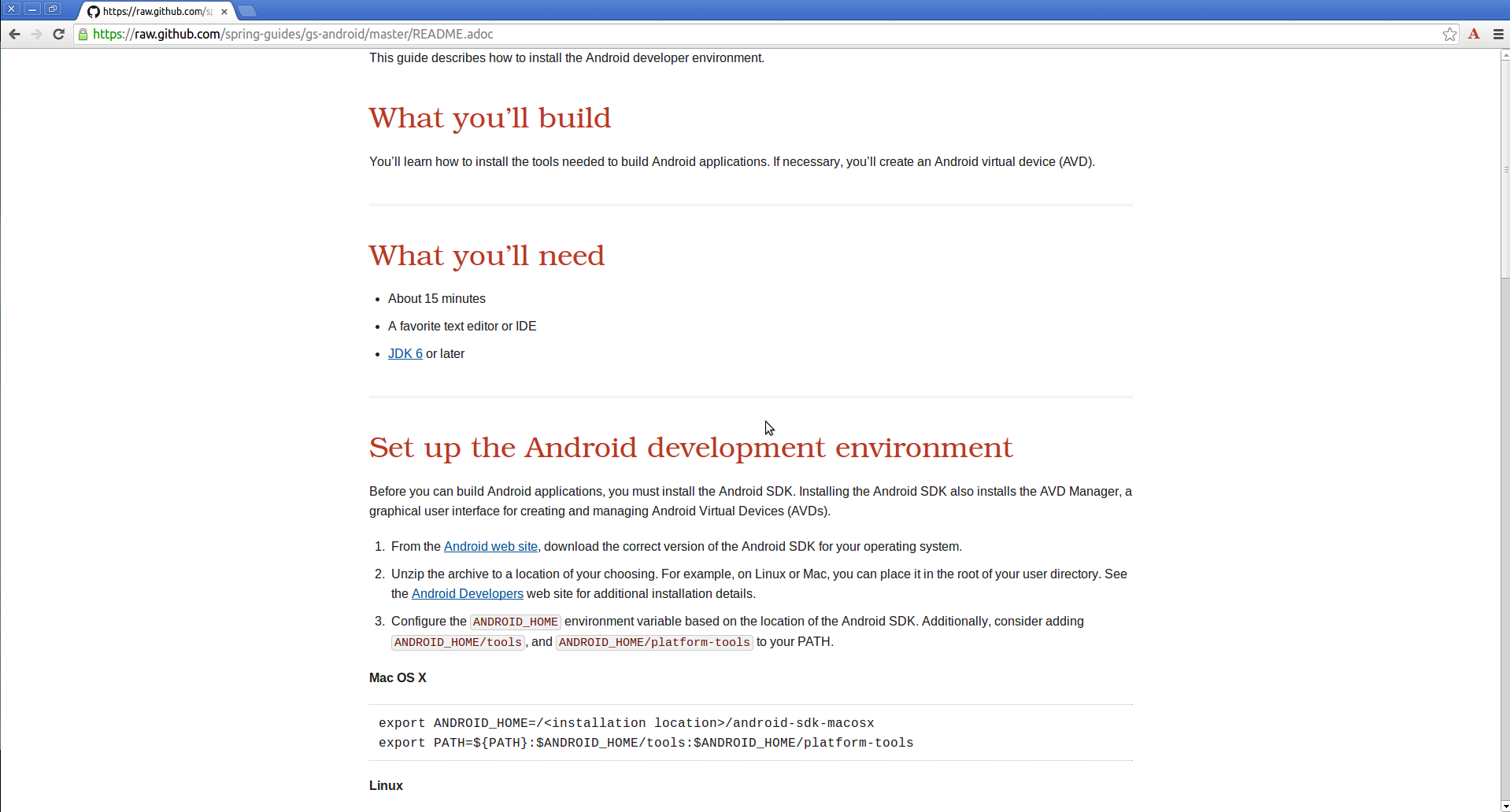Failes To Render File In Chrome Issue 1 Asciidoctor